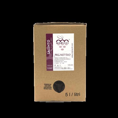 Primitivo Bag in Box