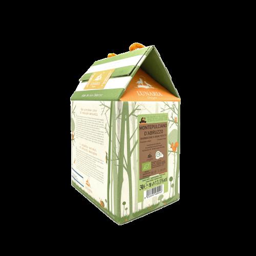 Montepulciano d'Abruzzo Biologico Bag in Box