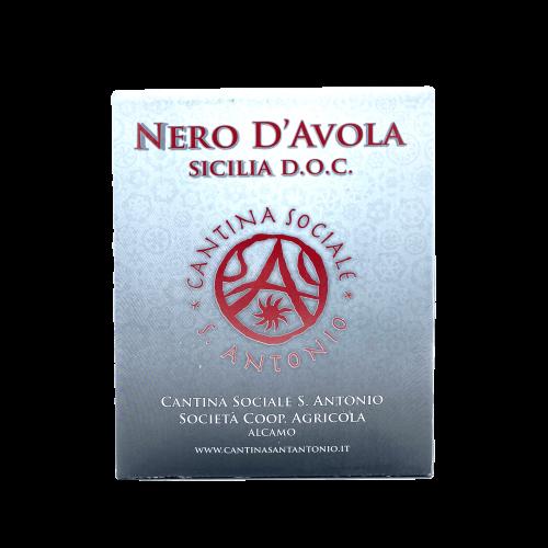 Nero D'Avola Bag in Box