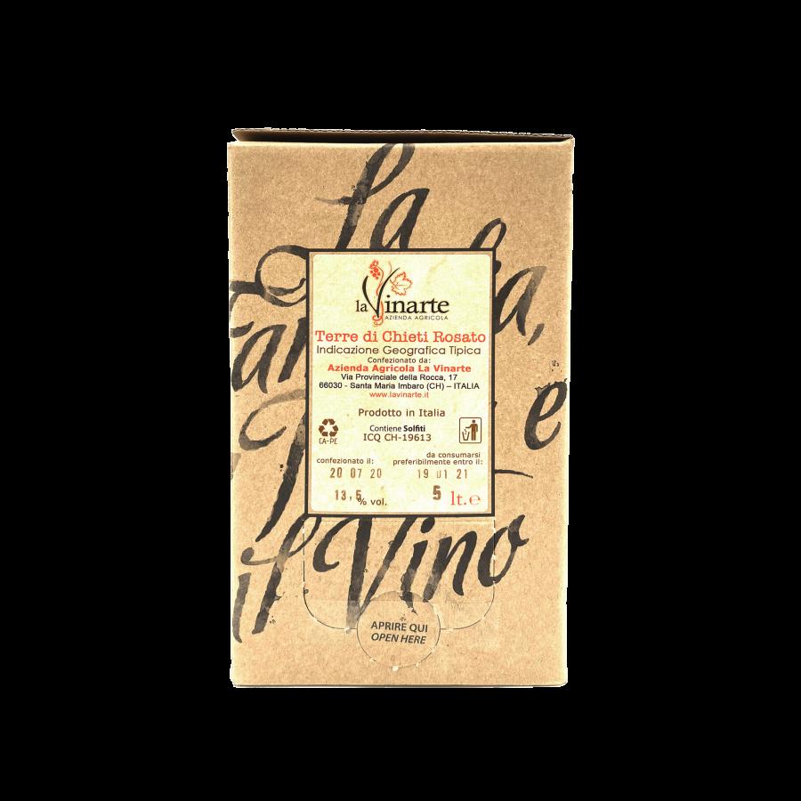 Bag In Box Terre di Chieti Rosato